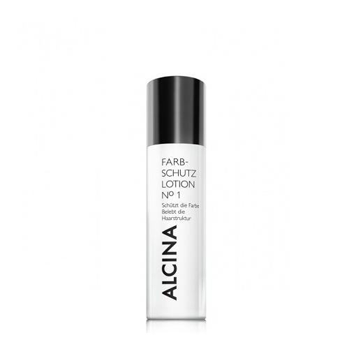 Alcina dažytų plaukų spalvą tausojantis purškiamas losjonas ALCINA FARB SCHUTZ LOTION No. 1 (100 ml)
