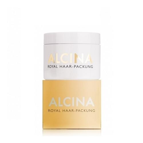 Alcina Royal Haa r- packung regeneruojanti plaukų kaukė su kašmyro ekstraktu (200 ml)