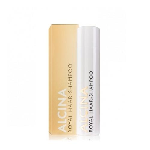 Alcina Royal Haar - Shampoo puoselėjantis plaukų šampūnas (250 ml)