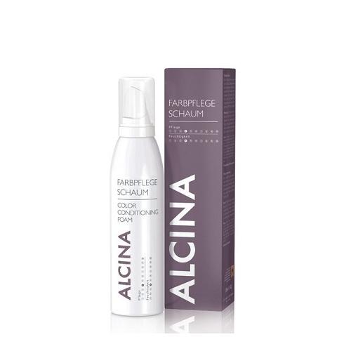 Alcina Farbpflege shaum dažytų plaukų priežiūros putos (300 ml)