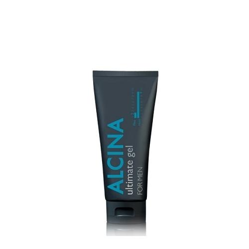 Alcina For Men Ultimate Gel vyriškas itin stiprios fiksacijos plaukų gelis (100 ml)