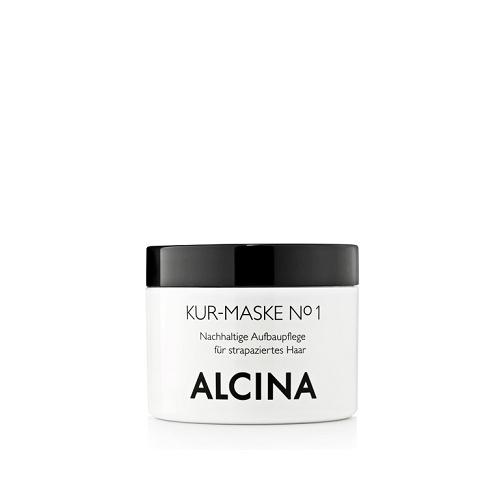 Alcina Kur Maske No.1 atkuriamoji kaukė dažytiems plaukams  (30 ml)