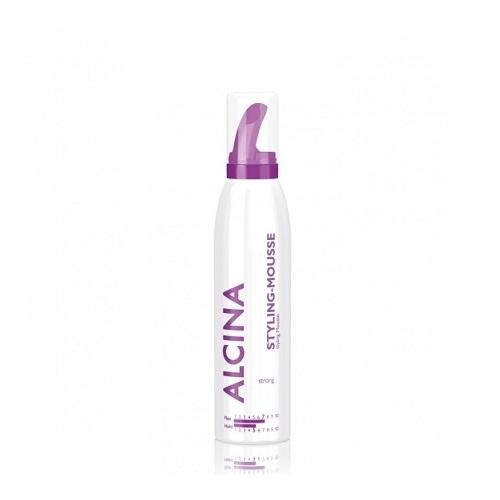 Alcina Styling-Mousse stipraus fiksavimo plaukų formavimo putos (150 ml)