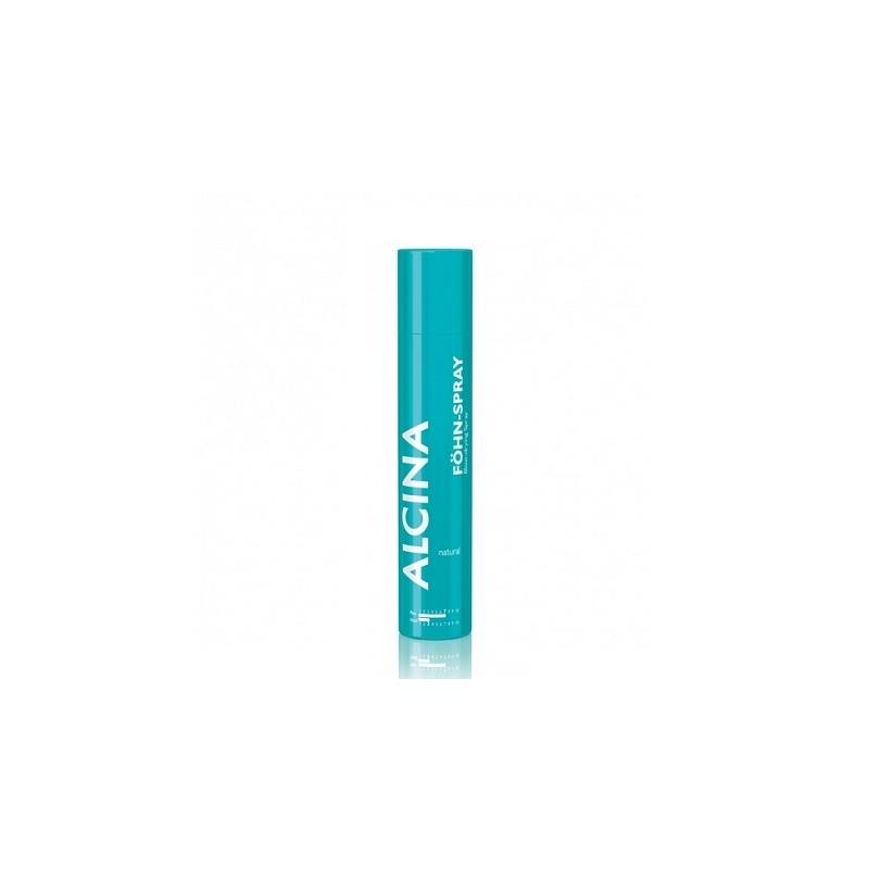 Alcina Fohn- Spray blizgesio ir apimties suteikiantis fenavimo lakas (200 ml)
