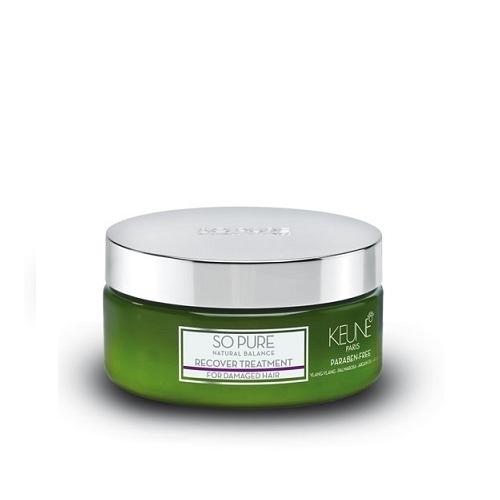 Keune So Pure Recover atkuriamoji pažeistų plaukų kaukė (200 ml)