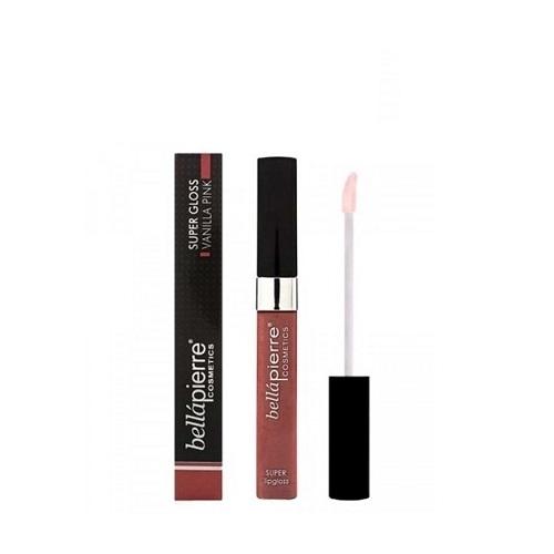 Bellapierre lūpų blizgerys Vanilla Pink 9 ml