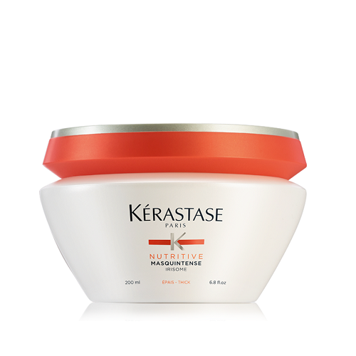 Kerastase Masquintense Irisome (thick hair) kaukė (200 ml)