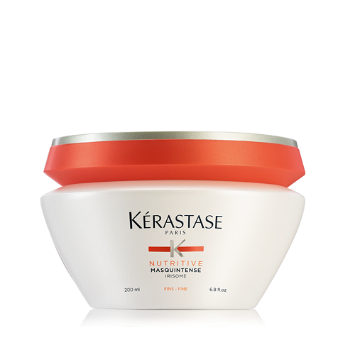 Kerastase Masquintense Irisome (fine hair)  kaukė (200 ml)