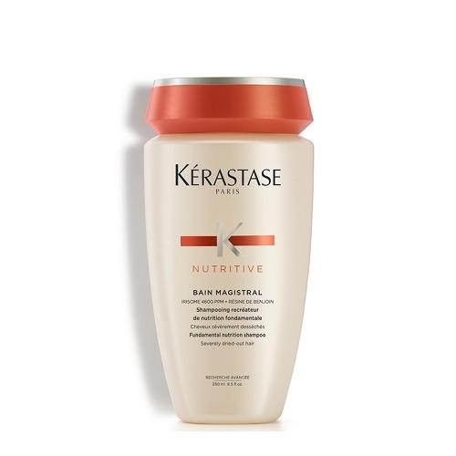 Kerastase Nutritive Bain Magistral maitinamasis šampūnas labai sausiems plaukams (250 ml)