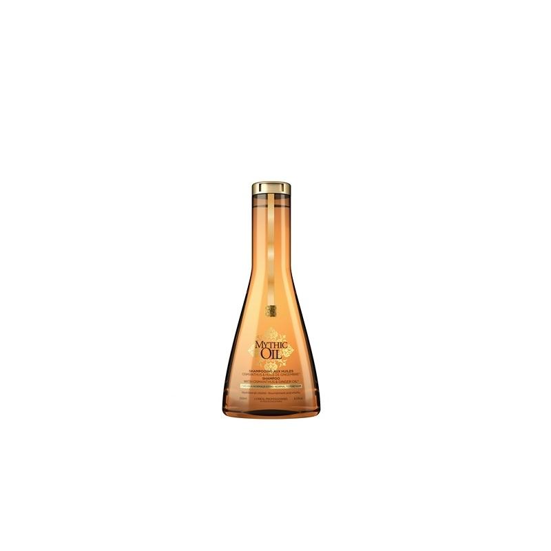 L'oreal Professionnel Mythic Oil maitinamasis šampūnas visų tipų plaukams (250 ml)