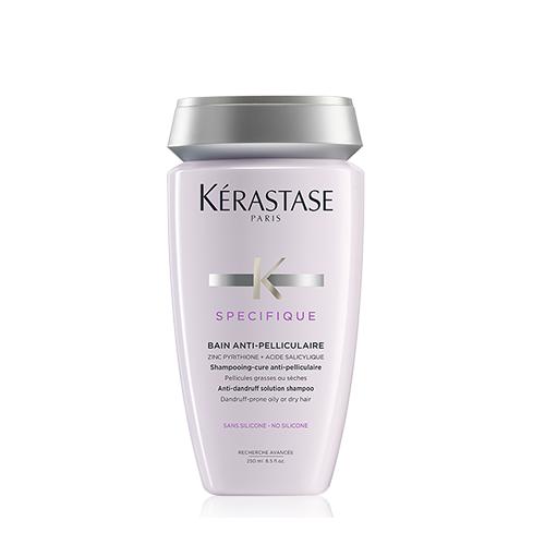 Kerastase Specifique Bain Anti- Pelliculaire normalizuojantis šampūnas nuo pleiskanų (250 ml)