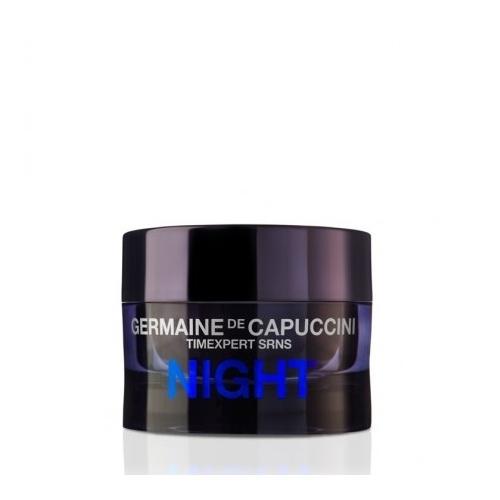 Germaine de Capuccini Timeexpert Srns intensyvus atstatomasis naktinis kremas (50 ml)