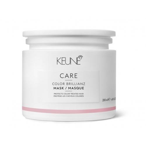 Keune Care Line Color Brillianz dažytų plaukų kaukė (200 ml)