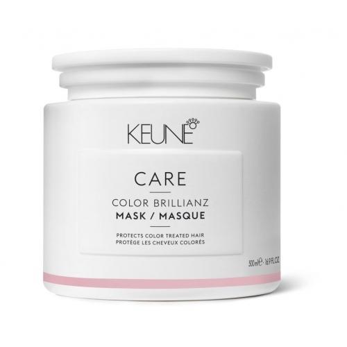 Keune Care Line Color Brillianz dažytų plaukų kaukė (500 ml)