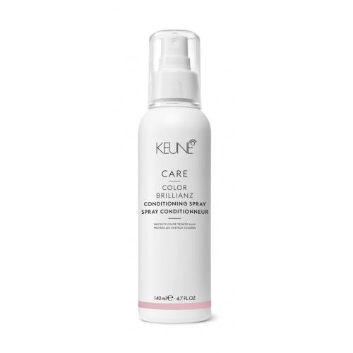 Keune Care Line Color Brillianz purškiamas dažytų plaukų kondicionierius (140 ml)