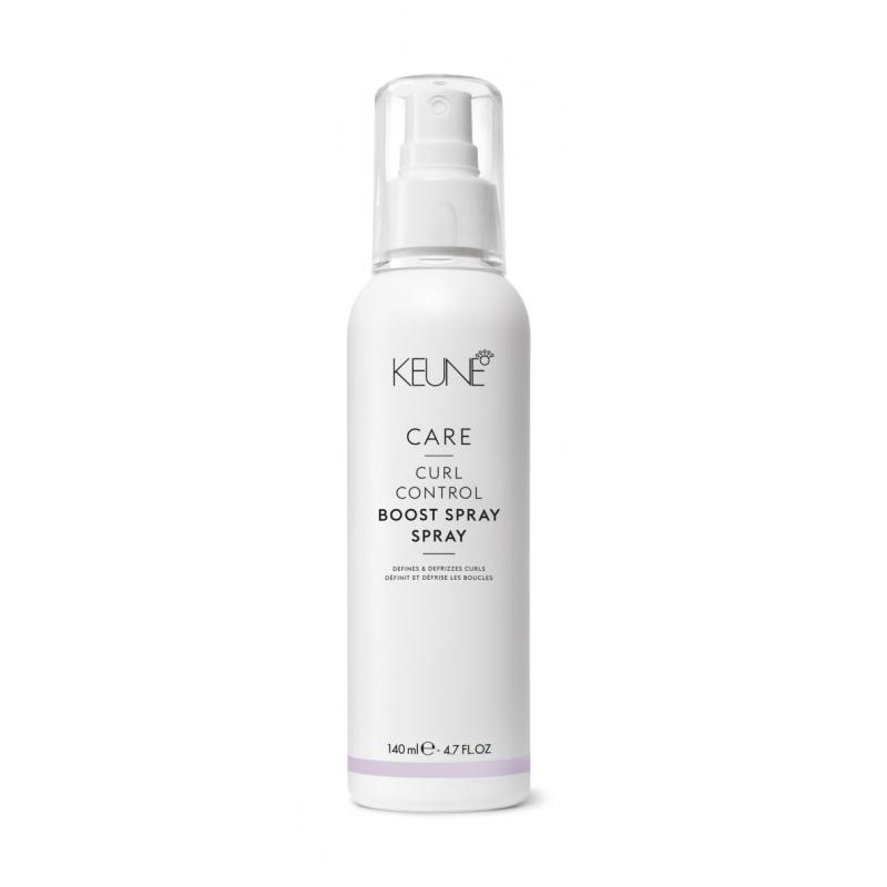 Keune Care Curl Control drėkinamasis purškiklis garbanotiems plaukams (140 ml)