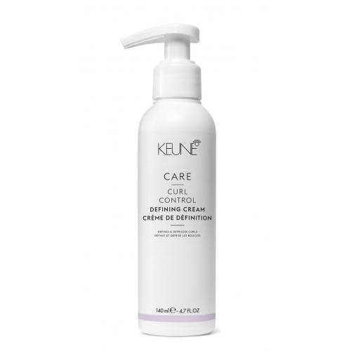 Keune Care Curl Control Defining garbanotų plaukų formavimo kremas (140 ml)