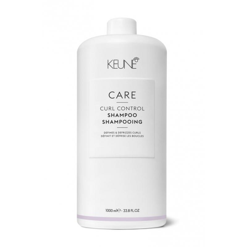 Keune Care Curl Control garbanotų plaukų šampūnas (1000 ml)