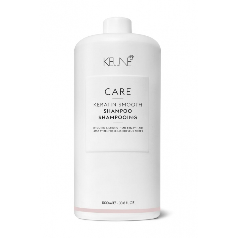 Keune Care Keratin Smooth šampūnas su keratinu (1000 ml)