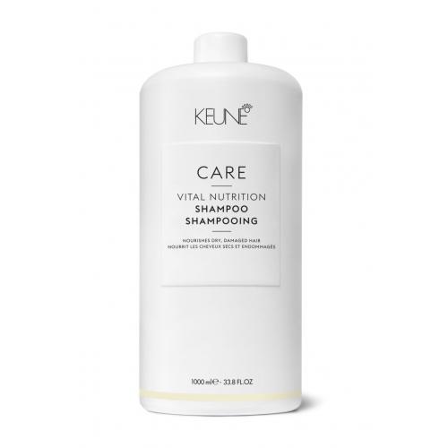 Keune Care Vital Nutrition šampūnas sausiems ir pažeistiems plaukams (1000 ml)