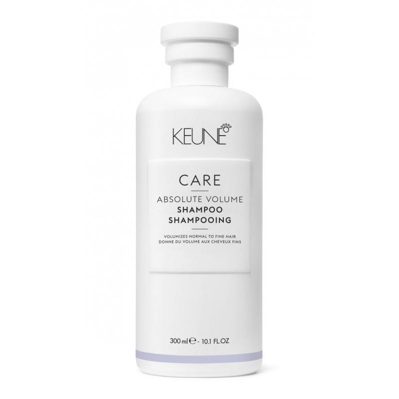 Keune Care Absolute Volume apimtį didinantis šampūnas ploniems plaukams (300 ml)