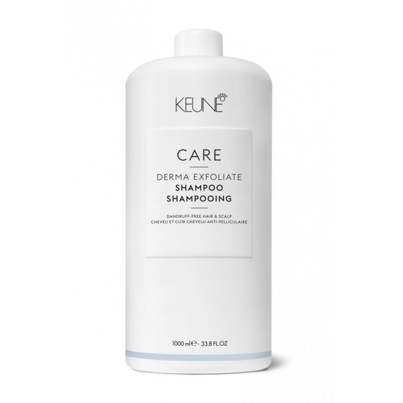 Keune Care Derma Exfoliate šampūnas nuo pleiskanų (1000 ml)