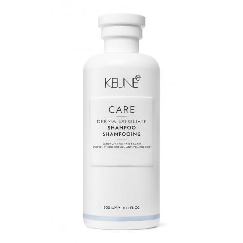 Keune Care Derma Exfoliate šampūnas nuo pleiskanų (300 ml)