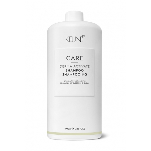 Keune Care Derma Activate šampūnas silpniems ir slenkantiems plaukams (1000 ml)