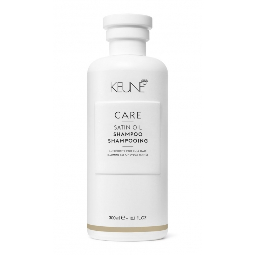 Keune Care Satin Oil šampūnas sausiems ir silpniems plaukams (300 ml)