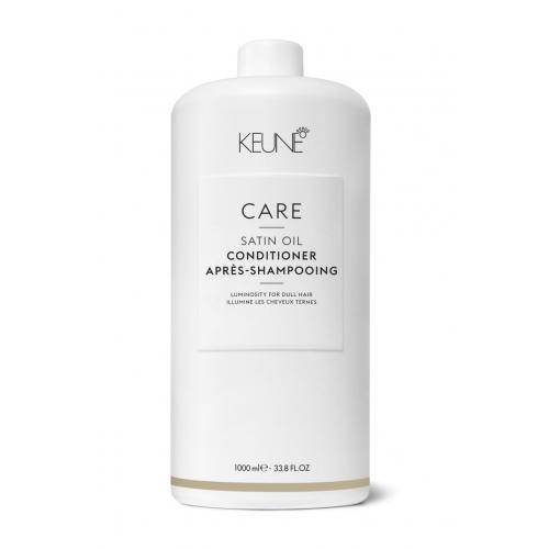 Keune Care Satin Oil kondicionierius sausiems ir silpniems plaukams (1000 ml)