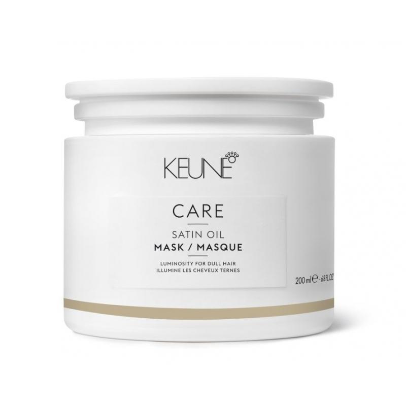 Keune Care Line Satin Oil kaukė (200 ml)