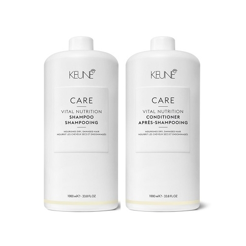 Keune Care Line Vital Nutrition rinkinys 3 (1000 ml. +1000 ml.)
