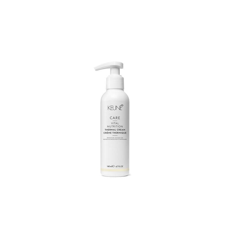 Keune Care Vital Nutrition kremas saugantis plaukus nuo karščio (140 ml)