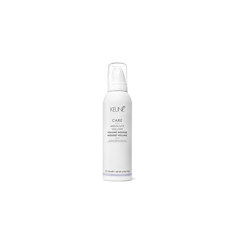 Keune Care Absolute Volume putos, didinančios plaukų apimtį (200 ml)