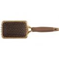 Olivia Garden NANO THERMIC Paddle Brush pilno pagrindo plaukų šepetys