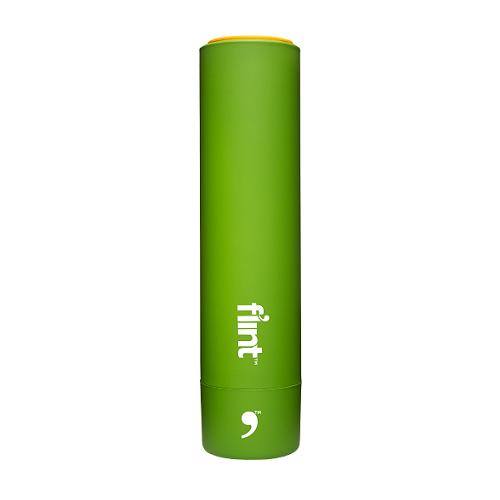 Flint pūkų rinkiklis (spalva - žalia)
