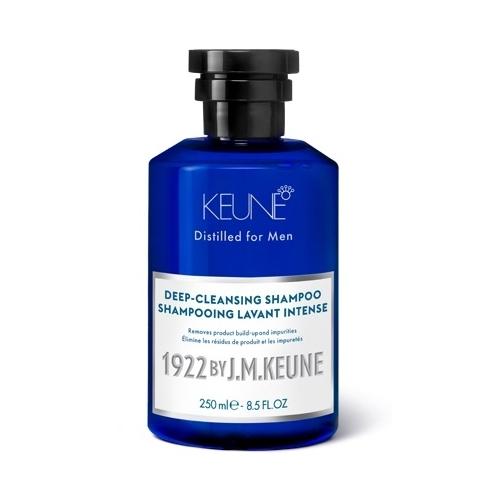 1922 by J. M. Keune Deep Cleansing giliai valantis šampūnas (250 ml)