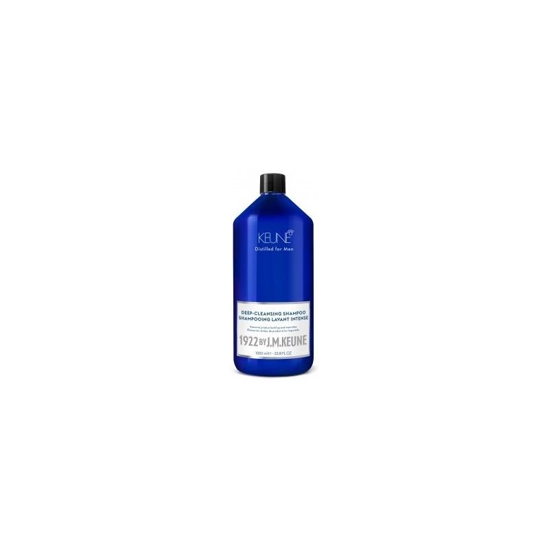 1922 by J. M. Keune Deep Cleansing giliai valantis šampūnas (1000 ml)