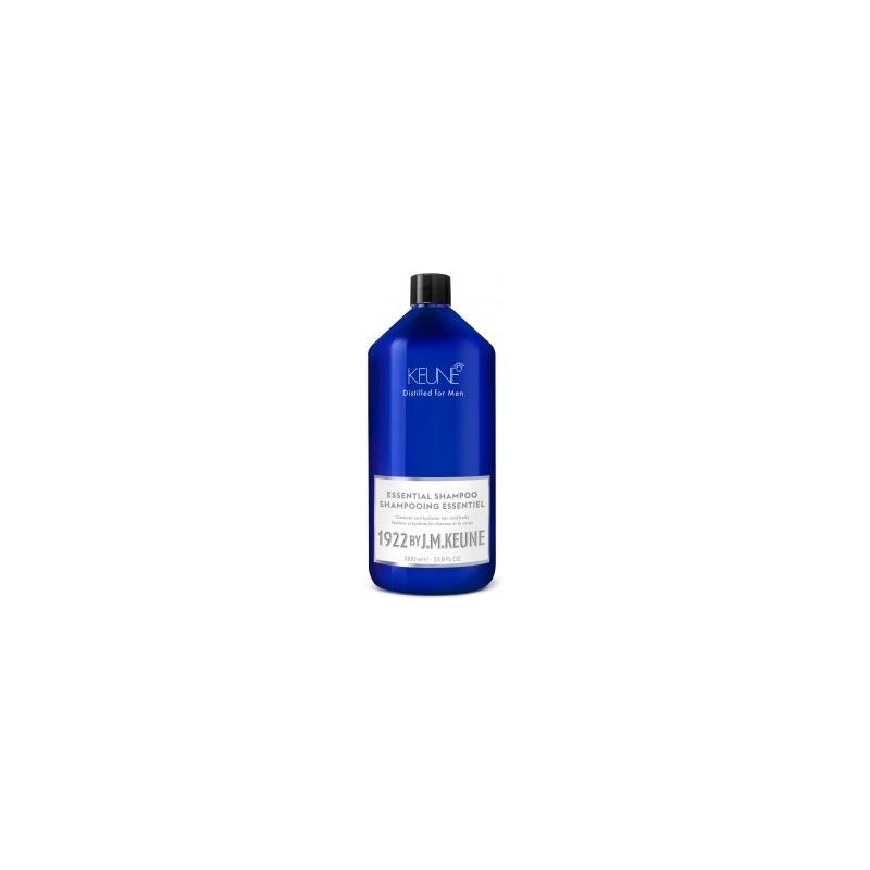 1922 by J. M. Keune Essential švelniai valantis šampūnas (1000 ml)