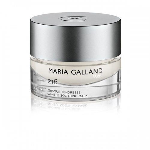 216 Maria Galland odos jautrumą mažinanti kaukė (50ml)