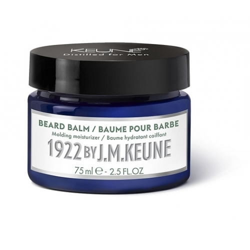 1922 by J.M.KEUNE Beard Balm barzdos balzamas (75ml)
