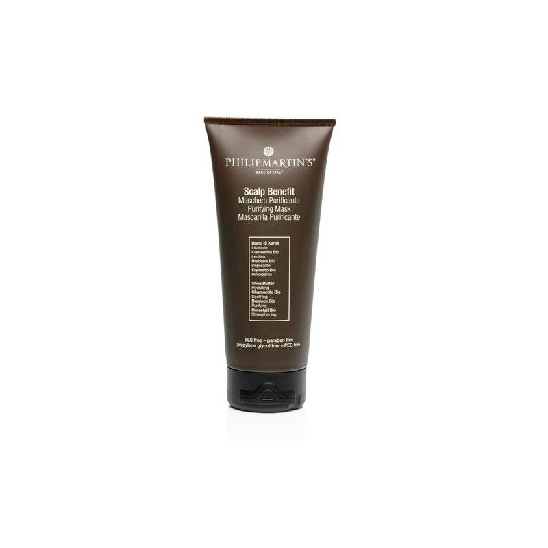 Philip Martin's Scalp Benefit maitinamoji kaukė plaukams ir galvos odai (200 ml)