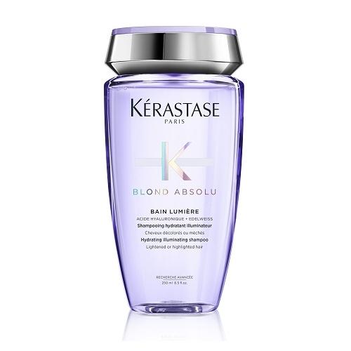 Kerastase Blond Absolu Bain Lumiere drėkinantis šviesinamasis šampūnas (250 ml)