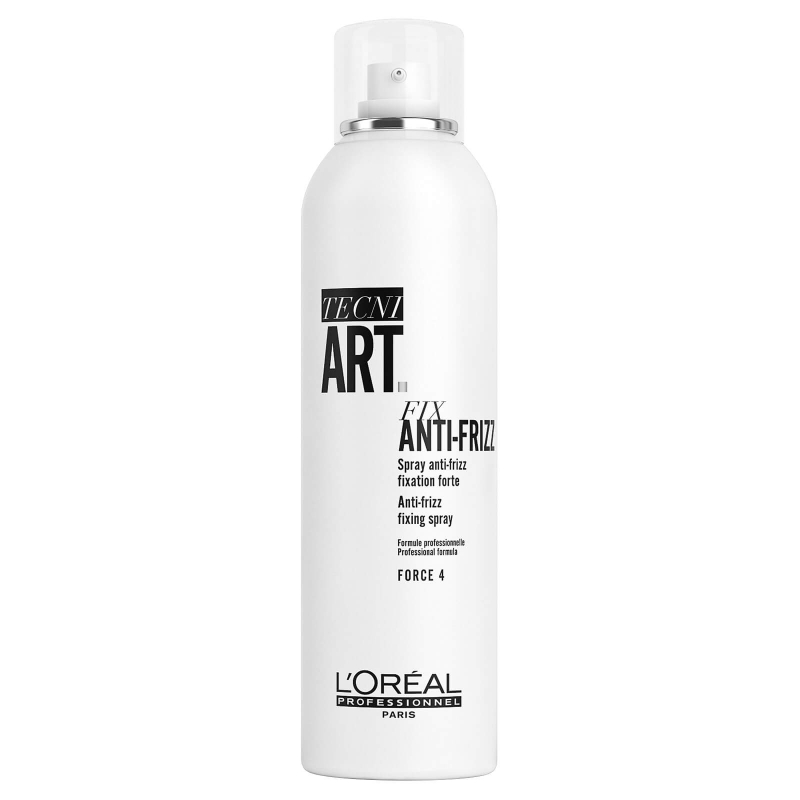 L'oreal Professionnel Fix Anti-Frizz plaukų lakas saugantis plaukus nuo elektrinimosi (400 ml)