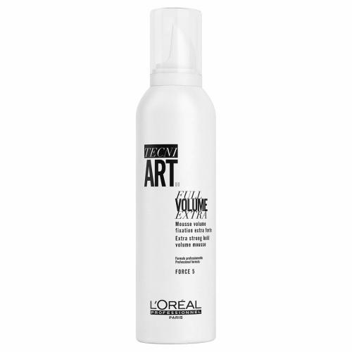 L'Oreal Professionnel Full Volume Extra apimties suteikiančios plaukų formavimo putos (250 ml)