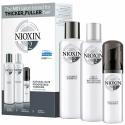 Nioxin Trialkit System 2 galvos odos ir plaukų priežiūros rinkinys