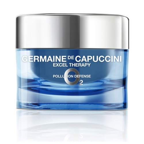 Germaine de Capuccini Exel Therapy O2 kremas su deguonimi (50 ml)
