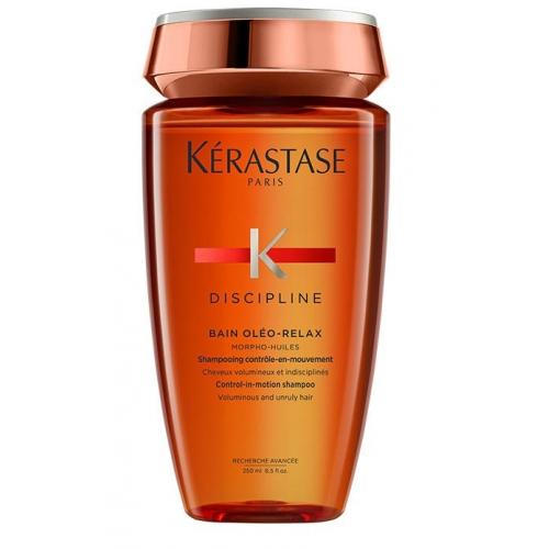 Kerastase Discipline Bain Oleo-Relax šampūnas nepaklusniems plaukams (250 ml)