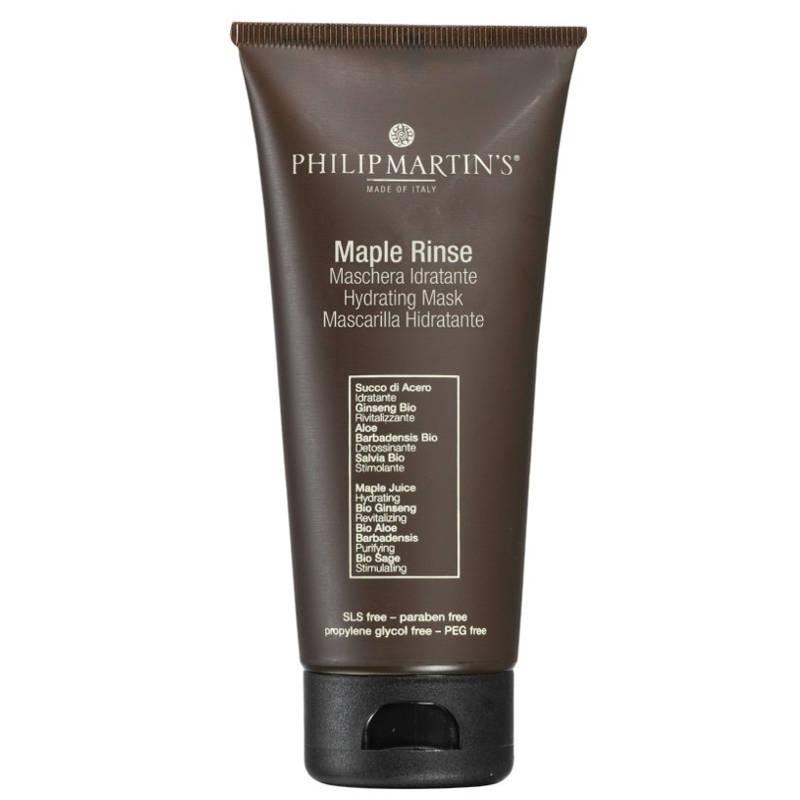 Philip Martin's Maple Rinse drėkinamasis kondicionierius sausiems plaukams (200 ml)
