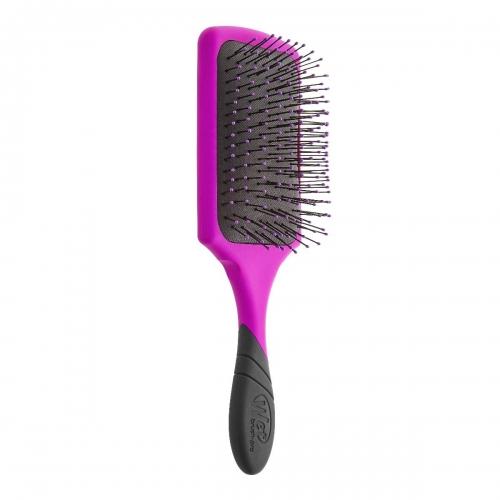 The Wet Brush Pro Paddle stačiakampis plaukų šepetys (spalva - Violetinė)